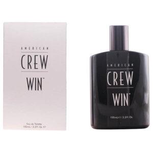 Parfum Homme Win American Crew EDT