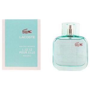 Parfum Femme L.12.12 Natural Lacoste EDT