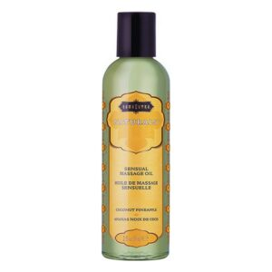 Huile de massage érotique Coconut Pineapple Kama Sutra (59 ml)