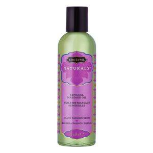 Huile de massage érotique Island Passion Berry Kama Sutra (59 ml)