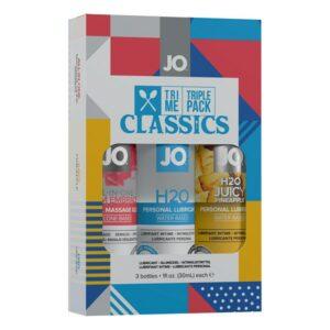 Lubrifiant Tri Me Classic System Jo (3 pcs)