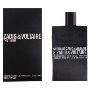 Parfum Homme This Is Him! Zadig & Voltaire EDT