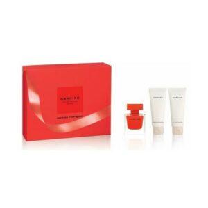 Set de Parfum Femme Narciso Rouge Narciso Rodriguez (3 pcs)