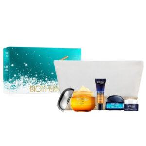 Set de Cosmétiques Femme Blue Therapy Cream Biotherm (4 pcs)