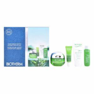 Set de Cosmétiques Femme Skin Oxygen Biotherm (4 pcs)