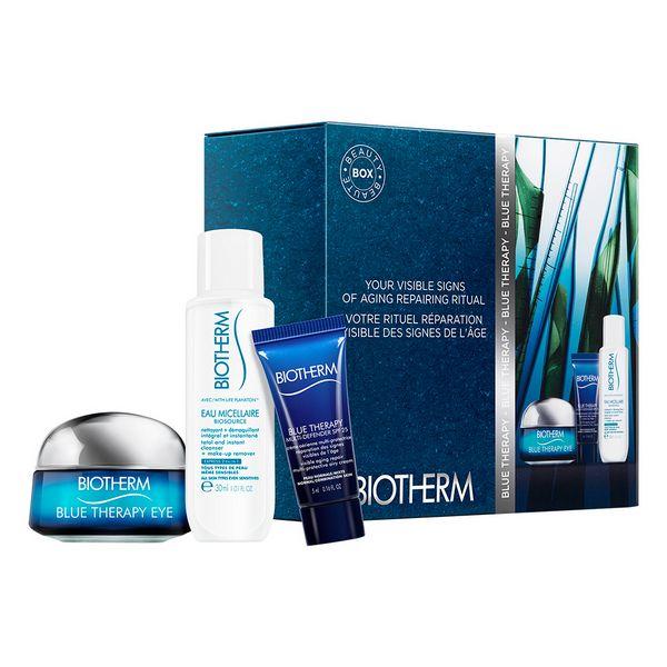 Set de Cosmétiques Femme Blue Therapy Eye Cream Biotherm (3 pcs)