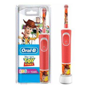 Brosse à dents électrique Oral-B Toy Story Rouge