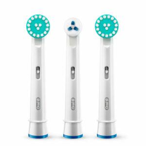 Rechange brosse à dents électrique Oral-B Ortho Care Essentials (3 pcs)