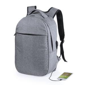Sac à Dos pour Portable et Tablette avec Sortie USB RFID 146215
