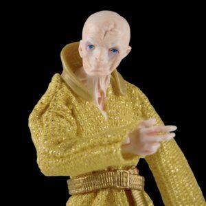 Star Wars E8 Vintage - Supreme Leader Snoke Hasbro