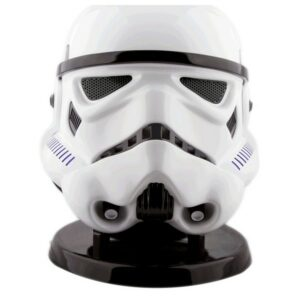 Haut-parleurs bluetooth Star Wars Stormtrooper 1:1 Blanc