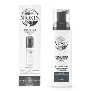 Traitement Protecteur Capillaire System 2 Nioxin Spf 15 (100 ml)