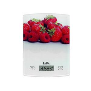 balance de cuisine numérique LAICA KS1029 LCD Fraise