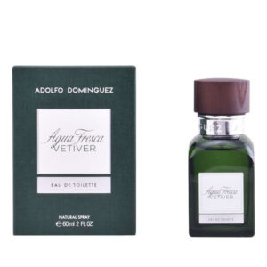 Parfum Homme Agua Fresca Vetiver Adolfo Dominguez EDT (60 ml)