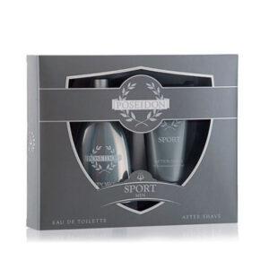 Set de Parfum Homme Poseidon Sport Men Posseidon (2 pcs)
