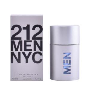 Parfum Homme 212 Nyc Men Carolina Herrera EDT (50 ml)