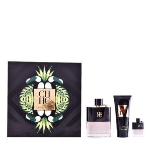 Set de Parfum Homme Ch Men Privé Carolina Herrera (3 pcs)