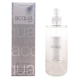 Parfum Femme Acqua Uno Luxana EDT
