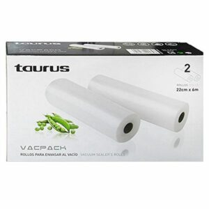 Rouleaux pour machine d'emballage Taurus VACPACK