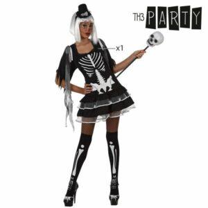 Déguisement pour Adultes Th3 Party Squelette sexy