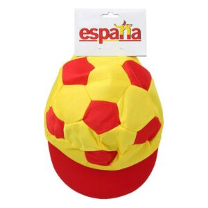 Bonnet de Sport Ballon de football Espagne