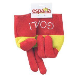 Bonnet Drapeaux du Monde Goal Espagne