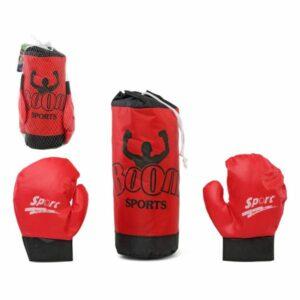 Sac de boxe & Gants 118020