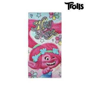Serviette de plage Trolls 57105