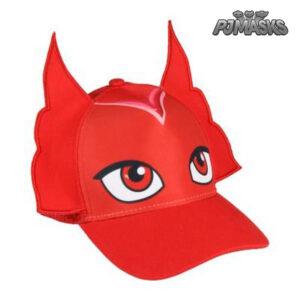Casquette enfant avec oreilles PJ Masks 494