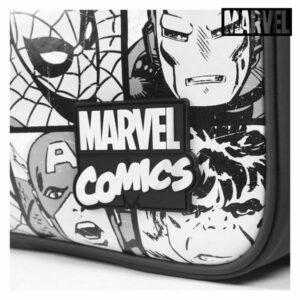 Sac à Bandoulière The Avengers Noir