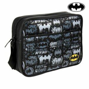 Sac à Bandoulière Batman Noir