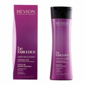 Shampooing à la kératine Be Fabulous Revlon