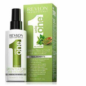 Traitement Protecteur Capillaire Uniq One Green Tea Revlon (150 ml)