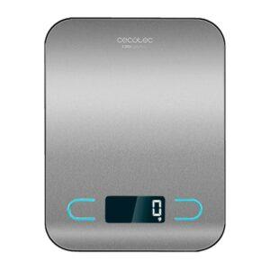 balance de cuisine numérique Cecotec Cook Control 8000 Acier inoxydable