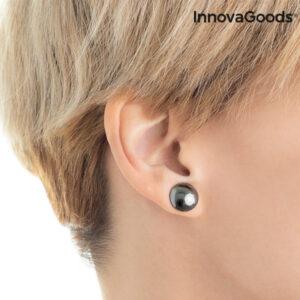 Boucles d'oreilles Amincissantes Biomagnétiques Slimagnetic InnovaGoods