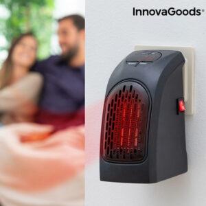 Chauffage Thermo-céramique sur Prise Heatpod InnovaGoods 400W