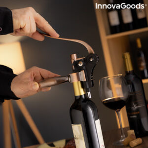 Set d'Accessoires pour Vin Servin InnovaGoods 5 Pièces
