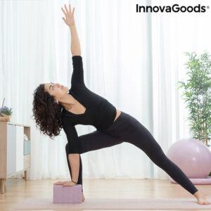 Blocs pour le Yoga Brigha InnovaGoods