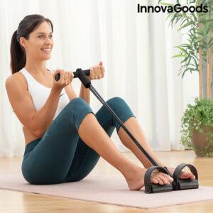 Élastiques de musculation multi-usages avec guide d'exercices Tensport InnovaGoods