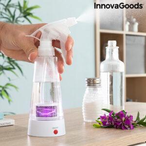 Générateur de Désinfectant par Electrolyse D-Spray InnovaGoods