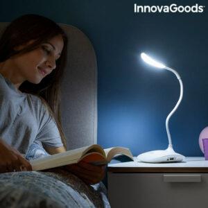 Lampe LED de Table Rechargeable Tactile Lum2Go InnovaGoods