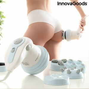 Appareil de Massage Anticellulite à Vibration avec Infrarouges 5 en 1 Cellyred InnovaGoods