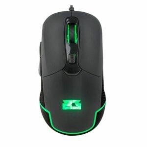 Souris Gaming avec LED BG BGHELLCAT 4800 dpi Noir