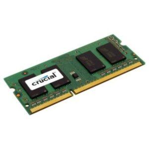 Mémoire RAM Crucial IMEMD30140 CT102464BF160B 8 GB 1600 MHz DDR3L-PC3-12800
