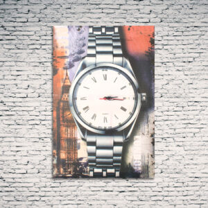 Tableau-Horloge Villes