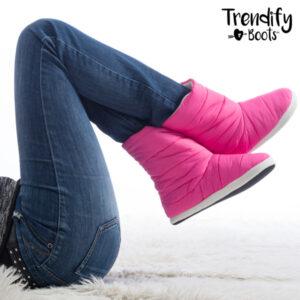Bottes Pantoufles pour la Maison Trendify Boots