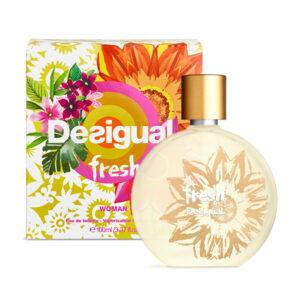 Parfum Femme Fresh Woman Desigual EDT