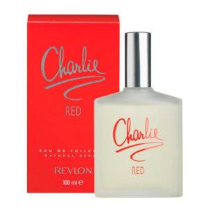 Parfum Femme Charlie Red Revlon EDT