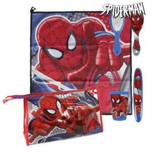 Trousse d'écolier Spiderman 466 (5 pcs)