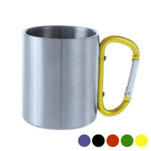 Tasse avec Poignée Mouqueton (210 ml) 144509